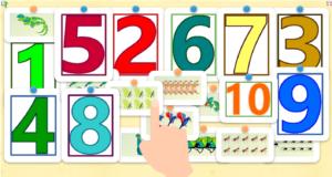 Zahlen + Mengen spielend lernen Kindergarten Vorschule