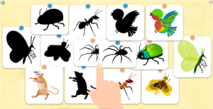 Schattenspiele spielend lernen Kindergarten Vorschule